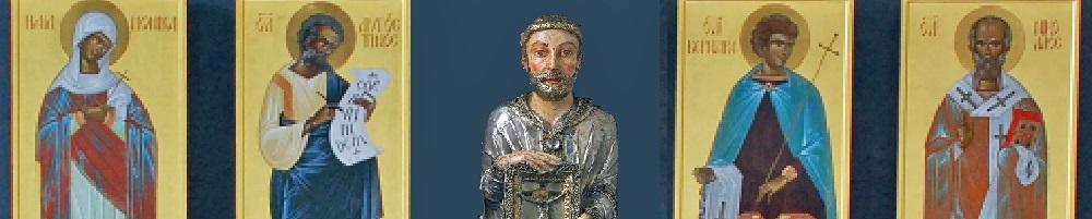 Saints fondateurs et protecteurs